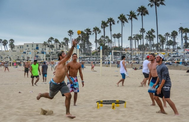 Spike Ball - Huntington Beach