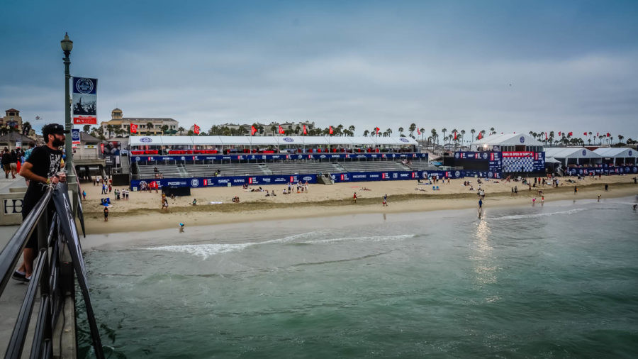 US Open of Surfing 2013 - Huntington Beach, CA