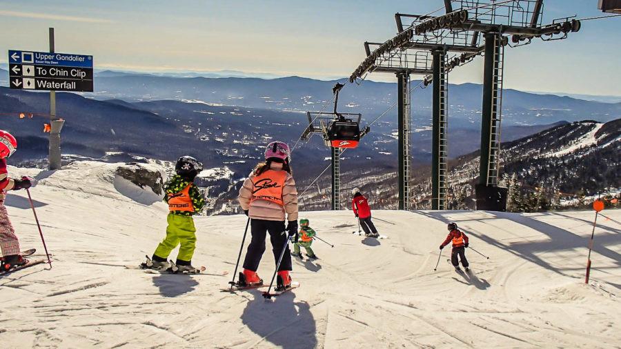 Ski - Stowe