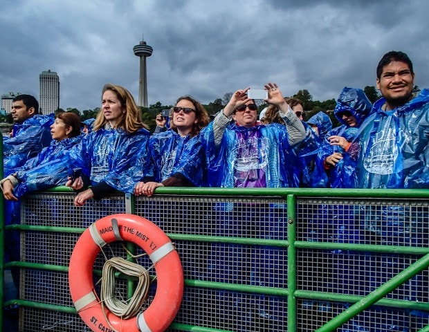 TMS Family Travel - Maid of the Mist Tour